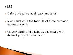 acids and bases 2014 gbl