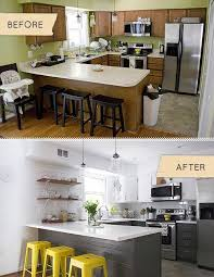 Kitchen Design Ideas On A Budget 25 Best Cheap Kitchen Remodel Ideas On Pinterest Cheap Kitchen