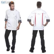 veste cuisine homme personnalisé veste de cuisine personnalise qace vestes personnalises kelcom veste