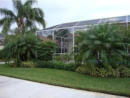 Landscaping Around Pools by Screen Enclosure Landscaping Yard Pool Pinterest Screen