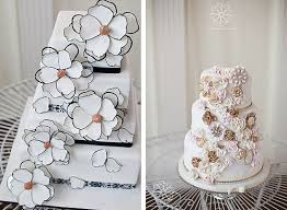 brooch inspired wedding cakes a wedding cake blog