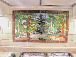 arts and crafts home interiors backsplash awesome arts and crafts backsplash home design
