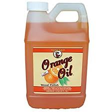 Wood Cleaner For Kitchen Cabinets by Amazon Com Howard Orange Oil 64 Ounce Half Gallon Clean Kitchen