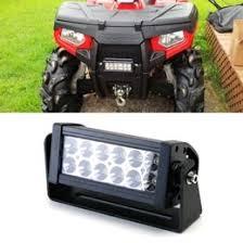 Light Bar For Motorcycle High Power Led Light Bar With Mounting Bracket For Atv Utv Dirt Bike