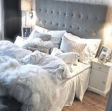 Pinterest Home Decor Bedroom Grey And White Dream Home Pinterest Bedrooms Gray And Room