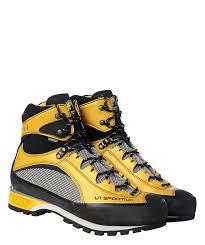 yellow boots s shoes la sportiva trango s evo yellow 43 s shoes sports outdoor