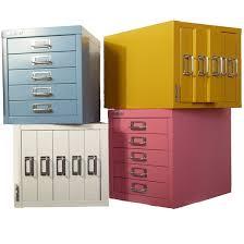 Yellow Metal Filing Cabinet Bisley 5 Multidrawer Filing Cabinet H125nl Yellow Drawers