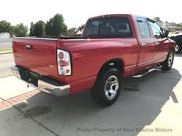 2004 used dodge ram 1500 4dr quad cab 140 5