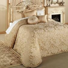Damask Bedding Comforter Bedding Luxury King Size Comforter Sets Touch Of Class