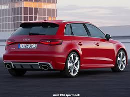 audi rs3 sportback for sale usa the audi rs3 sportback is back packing more punch in the most