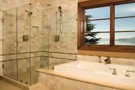custom frameless bathroom shower door replacement quality full