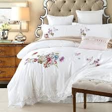paisley duvet cover 2017 summer queen king 100 cotton bed set lace