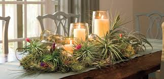 pottery barn christmas table decorations love that decorate the table or island
