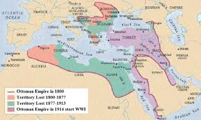 The Decline And Fall Of The Ottoman Empire Empire Beyond The Cusp