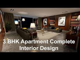 complete home interiors 3 bhk complete home interior