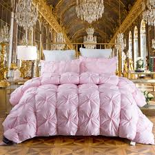 Pink Down Comforter Twin Online Get Cheap Down Comforter Pink Aliexpress Com Alibaba Group