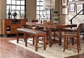 rooms to go dining sets shop for a hook 3 pc counter height dining room at rooms to go