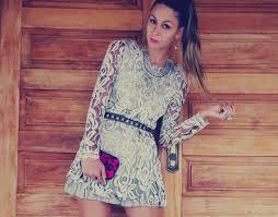 Vestidos curtos para a balada, modelos, tendências