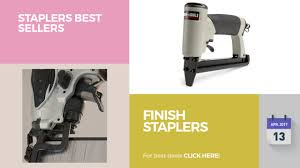 Best Upholstery Stapler Finish Staplers Staplers Best Sellers Youtube