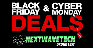 amazon black friday quadcopter black friday u0026 cyber monday drone deals nextwavetech