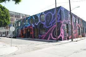 new insa mural in l a arts district mural conservancy of los view the full image