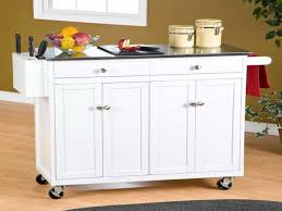 movable island for kitchen kitchen awesome roll away kitchen island kitchen carts on wheels