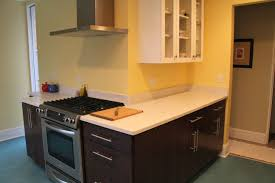 cleaning exterior kitchen cabinets
