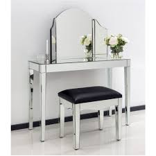 Vanity Table Chair Bedroom Furniture Modern Dressing Table Dressing Table And