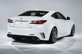 rc350 lexus 2015 lexus rc 350 f sport rc f gt3 concept at geneva motor trend