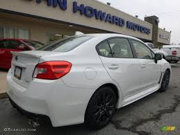 subaru wrx hatch silver 2015 crystal white pearl subaru wrx limited 100889653 photo 3