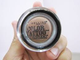 maybelline color tattoo 24 hour eyeshadow bad to the bronze review