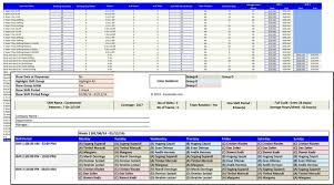Excel Shift Schedule Template Shift Schedule Manager Microsoft And Open Office Templates