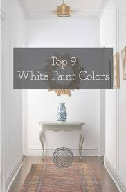 best white paint colors for walls top 9 white paint colors centered by design