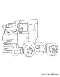 heavy dump truck coloring pages hellokids com