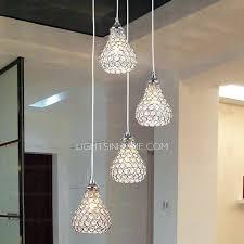 jewelry pendant bathroom lighting fixtures modern light octagon