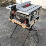 hitachi table saw review appealing hitachi c10rj 10 15 amp jobsite table saw with 35 rip