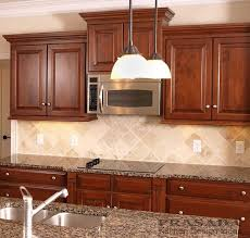 Best  Cherry Cabinets Ideas On Pinterest Cherry Kitchen - Kitchen with cherry cabinets