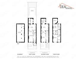 romanesque floor plan brooklyn homes for sale in bed stuy at 453 macdonough street