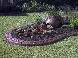 fabulous landscape edging in yard home ideas collection