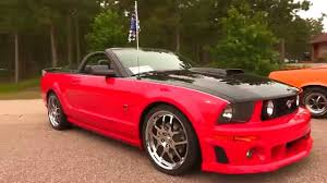 2007 ford mustang value 2007 ford mustang roush roadster limited 56 of 100