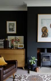 Black Living Room Chairs 20 Mid Century Modern Living Room Ideas For Your Home