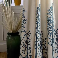 blue coral bedroom curtains decorative coral bedroom curtains