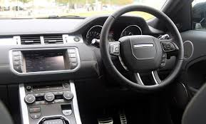 Evoque Interior Photos 2012 Range Rover Evoque Autoblog