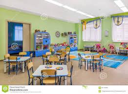 kindergarten study room stock photo image 61179481
