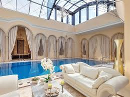 luxury house plans with indoor pool inspiring indoor swimming pool design ideas for luxury homes