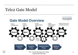 project management in agile organizations stage gate and agile