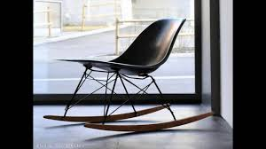 eames rocker chair youtube