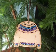 sweater ornaments katrinkles