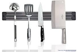 magnetic for kitchen knives magnetic knife holder 33 cm 13 inch magnet rack