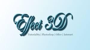 membuat logo kelas dengan photoshop cara membuat tulisan 3 dimensi di photoshop kelas desain belajar